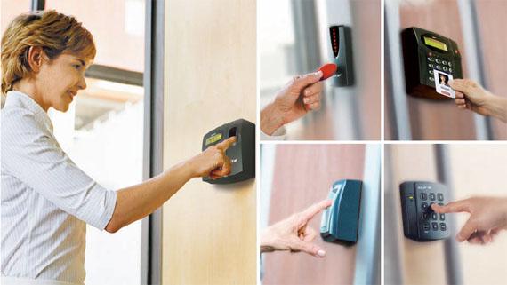 Access Control Installed by Toronto-locksmith.ca